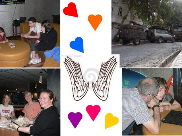 UNE ECOLE DES ANGES / A SCHOOL OF ANGELS